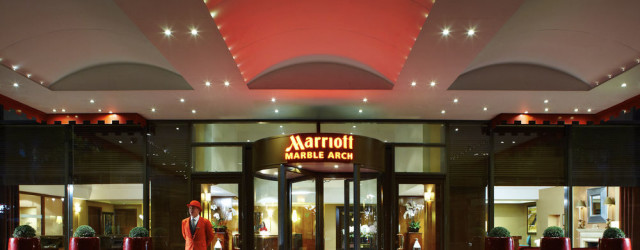 London, Marriott, Marble Arch